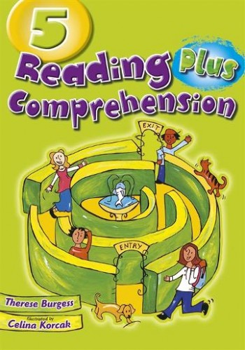 Image for Reading Plus Comprehension Book 5