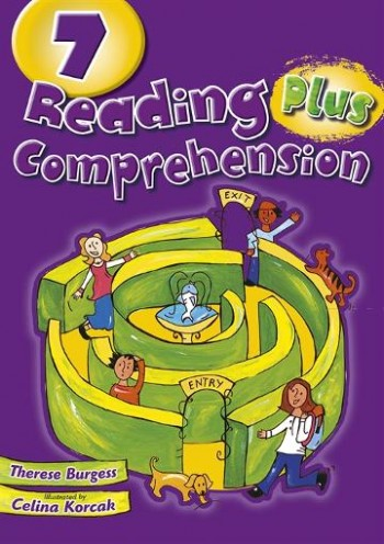 Image for Reading Plus Comprehension Book 7