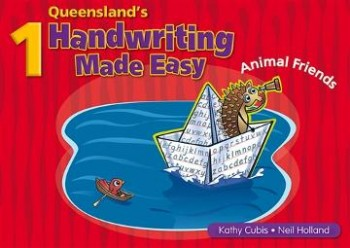 Image for Queensland Handwriting Made Easy 1 - Revised Edition