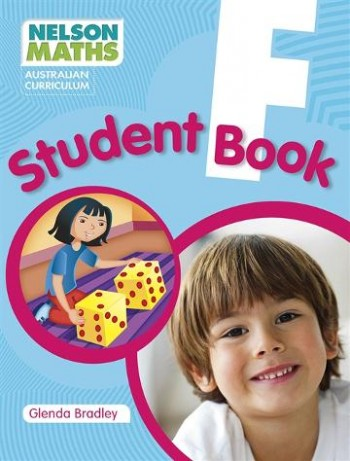 Image for Nelson Maths : Australian Curriculum Student Book F - Foundation / Prep