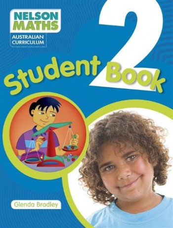 Image for Nelson Maths : Australian Curriculum Student Book 2
