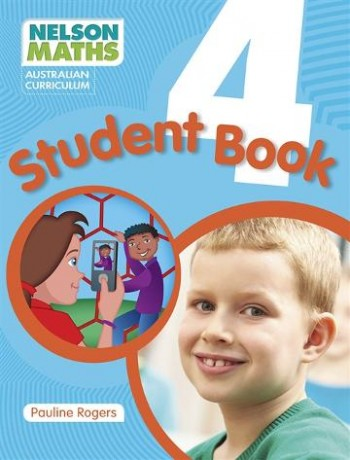 Image for Nelson Maths : Australian Curriculum Student Book 4