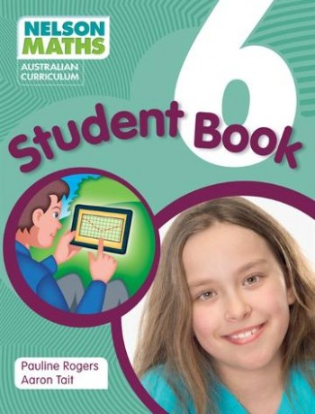 Image for Nelson Maths : Australian Curriculum Student Book 6