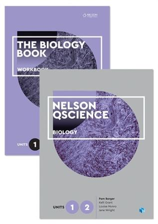 Image for Nelson QScience Biology Student Pack Units 1 & 2