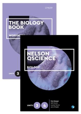 Image for Nelson QScience Biology Student Pack Units 3 & 4