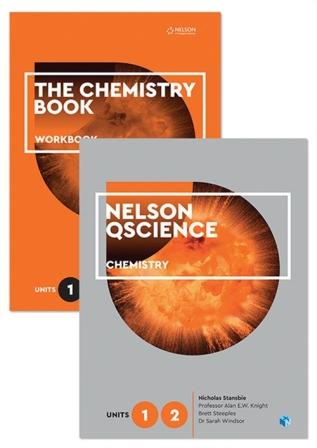 Image for Nelson QScience Chemistry Student Pack Units 1 & 2
