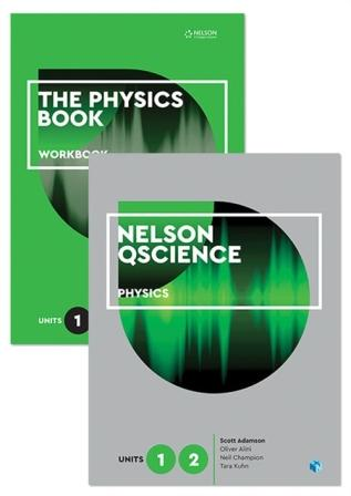 Image for Nelson QScience Physics Student Pack Units 1 & 2