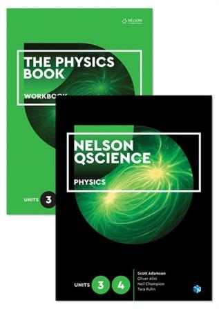 Image for Nelson QScience Physics Student Pack Units 3 & 4