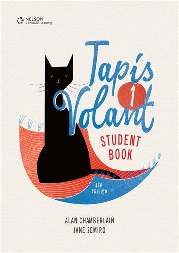 Image for Tapis Volant 1 Student Book [Fourth Edition]