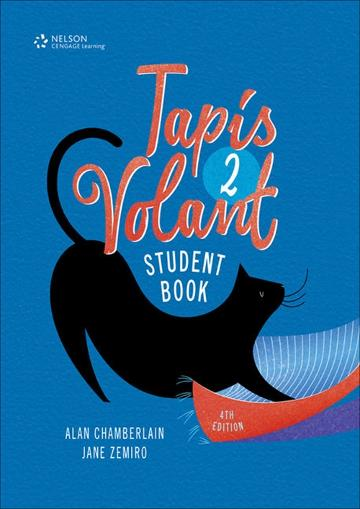 Image for Tapis Volant 2 Student Book [Fourth Edition]