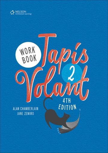 Image for Tapis Volant 2 Workbook with USB [Fourth Edition]