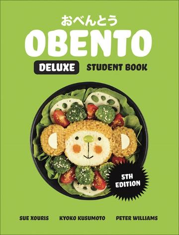 Image for Obento Deluxe Student Book with 1 Access Code for 26 Months [Fifth Edition]