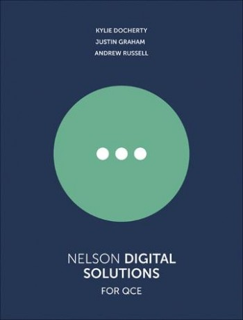 Image for Nelson Digital Solutions for QCE Units 1–4 Student Book with 1 Access Code for 26 Months
