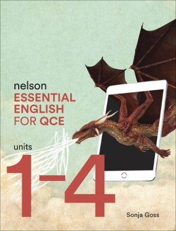 Image for Nelson Essential English for QCE Units 1-4 with 1 Access Code for 26 Months