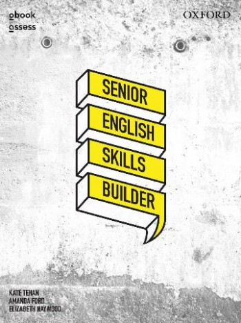 Image for Senior English Skills Builder Student book + obook assess