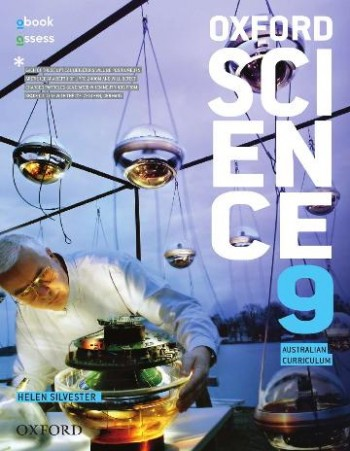 Image for Oxford Science 9 Australian Curriculum Student Book + obook assess