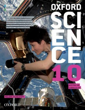 Image for Oxford Science 10 Australian Curriculum Student Book + obook assess