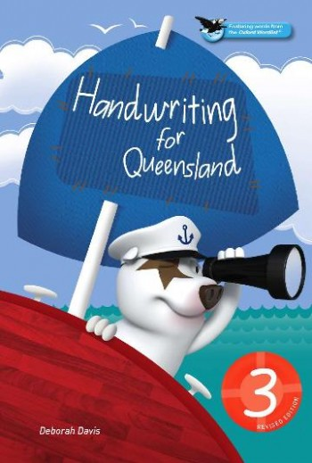 Image for Oxford Handwriting for Queensland Year 3 Revised Edition