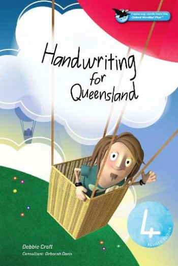 Image for Oxford Handwriting for Queensland Year 4 Revised Edition