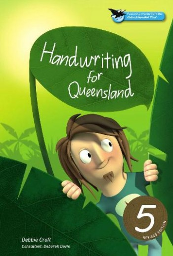 Image for Oxford Handwriting for Queensland Year 5 Revised Edition