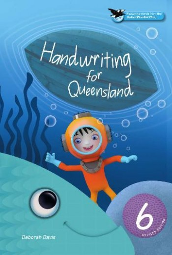 Image for Oxford Handwriting for Queensland Year 6 Revised Edition