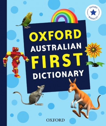 Image for Oxford Australian First Dictionary