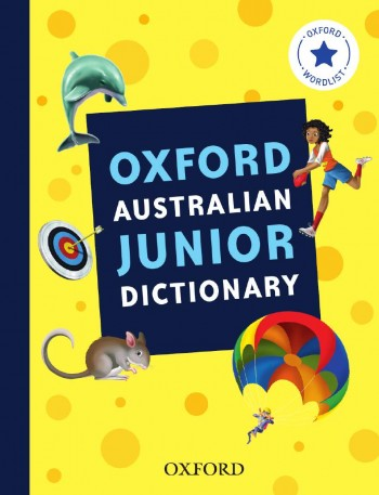Image for Oxford Australian Junior Dictionary