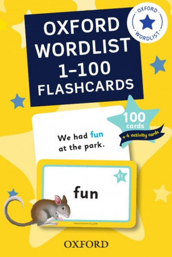 Image for Oxford Wordlist First 100 Flashcards