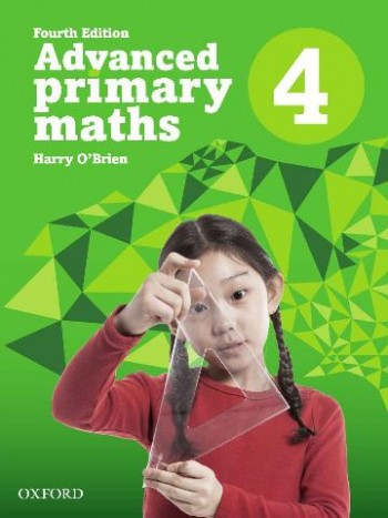 Image for Advanced Primary Maths 4 Australian Curriculum Edition [Fourth Edition]