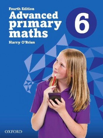 Image for Advanced Primary Maths 6 Australian Curriculum Edition [Fourth Edition]