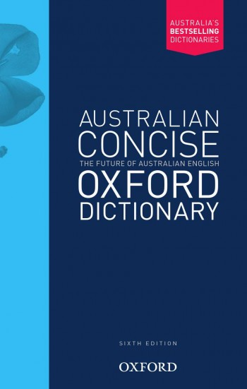 Image for Australian Concise Oxford Dictionary Sixth Edition