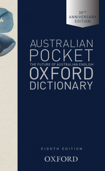 Image for Australian Pocket Oxford Dictionary [Eighth Edition]