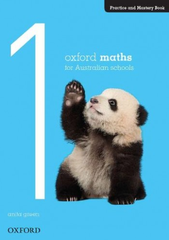 Image for Oxford Maths 1 Practice and Mastery Book