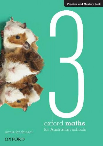 Image for Oxford Maths 3 Practice and Mastery Book