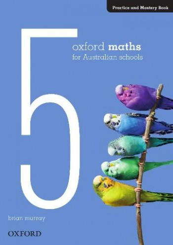 Image for Oxford Maths 5 Practice and Mastery Book