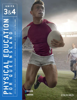 Image for Physical Education for Queensland Units 3&4 [Second Edition] Student book + obook assess