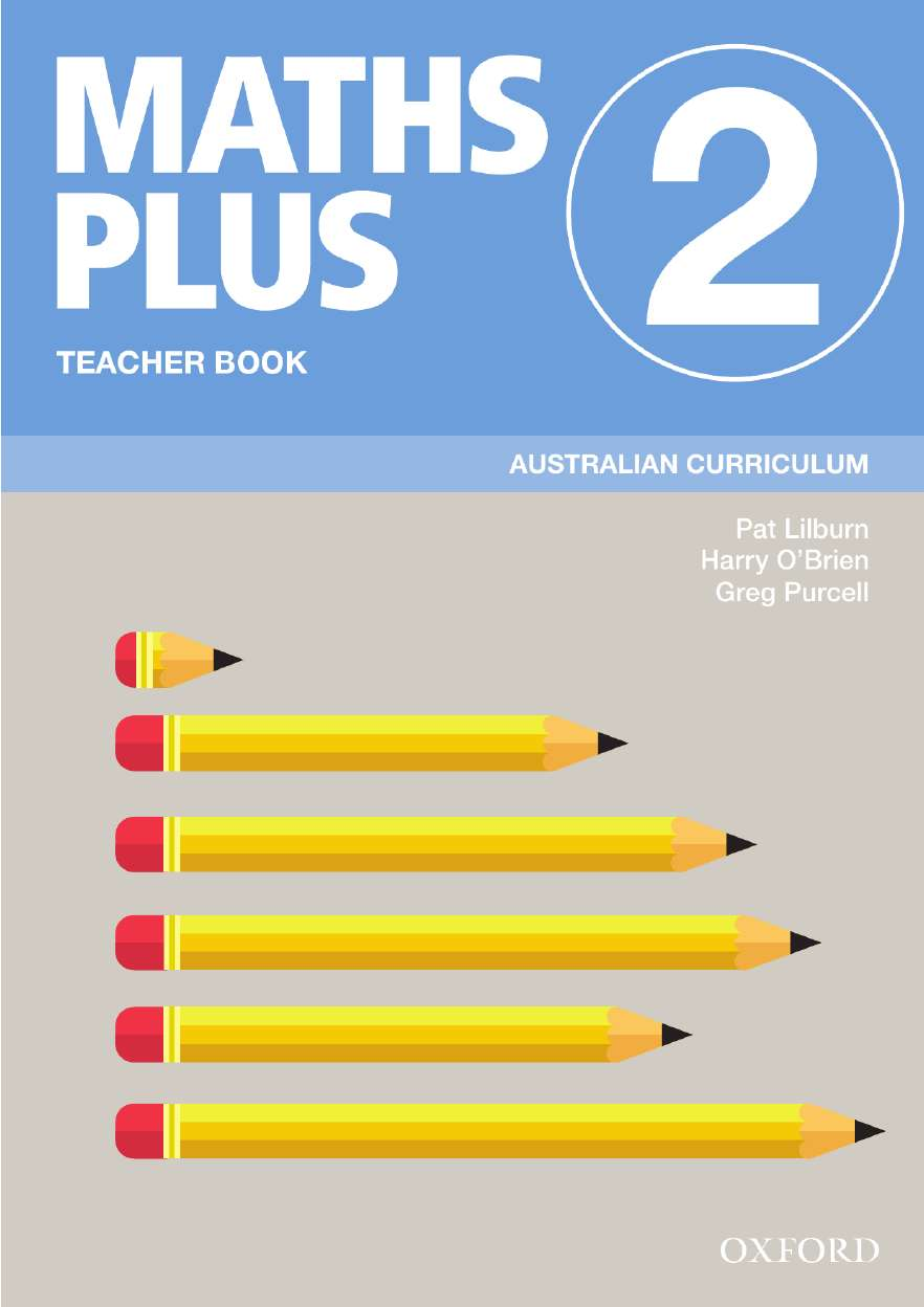 Image for Maths Plus 2 Teacher Book : Australian Curriculum [New for 2020]