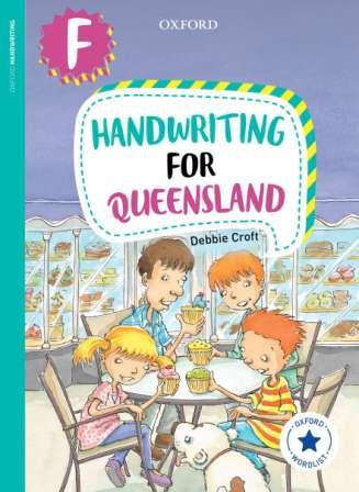 Image for Oxford Handwriting for Queensland Year F : Foundation / Prep