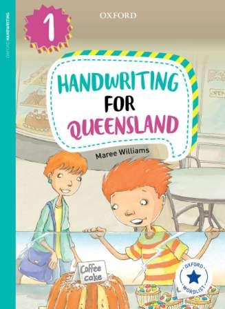 Image for Oxford Handwriting for Queensland Year 1