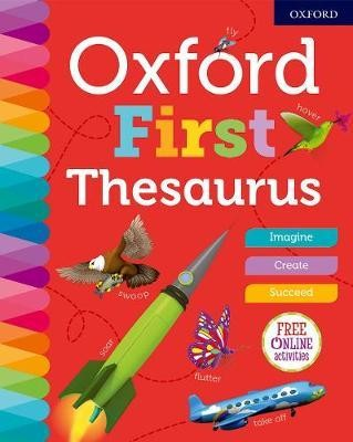 Image for Oxford First Thesaurus Fourth Edition