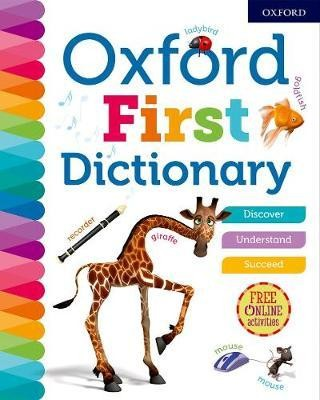 Image for Oxford First Dictionary (4e) Discover Understand Succeed