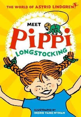 Image for Meet Pippi Longstocking