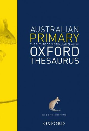 Image for Australian Primary Oxford Thesaurus [Second Edition]