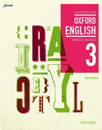 Image for Oxford English 3 Knowledge and Skills AC Student Book + obook assess