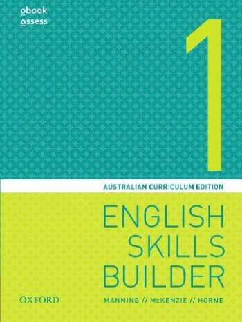 Image for English Skills Builder 1 AC Edition Student book + obook assess