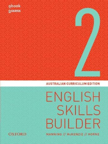Image for English Skills Builder 2 AC Edition Student book + obook assess