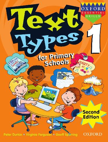 Image for Text Types for Primary Schools Book 1 [Second Edition]
