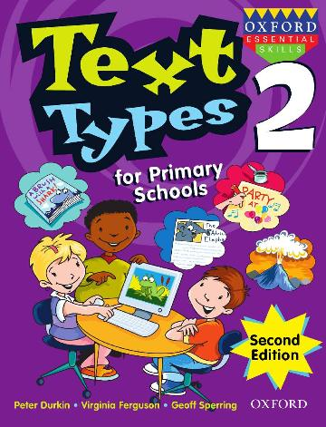 Image for Text Types for Primary Schools Book 2 [Second Edition]