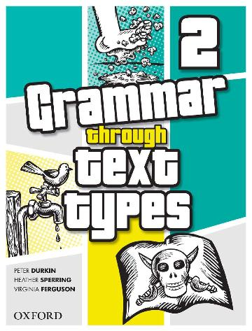 Image for Grammar Through Text Types 2
