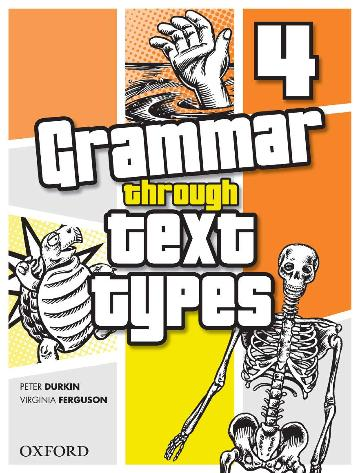 Image for Grammar Through Text Types 4